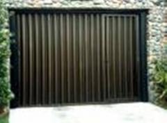 Portão Alumínio Basculante