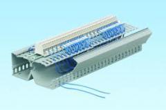Calhas para cabos eletricos