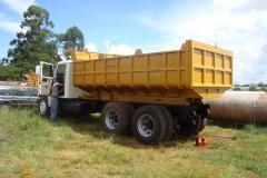 Caçambas para caminhão