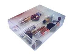 Caixa Organizadora de Maquiagem