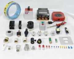 Acessorios para sistemas eletricas