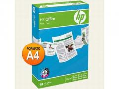 Papel sulfite chamex office HP A4