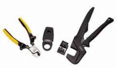 Equipamentos e ferramentas para trabalhos