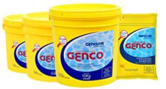 Produtos químicos para piscinas