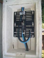 Pilares de Concreto Armado para Linhas Eléctricas