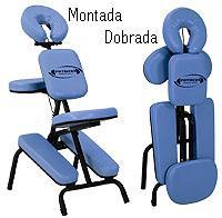 Cadeira para Massagem dobrável