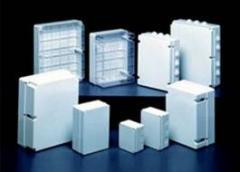 Caixas plasticos eletricas
