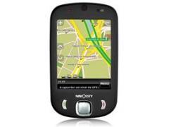 Aparelho celular gps Smartmaxx gold.
