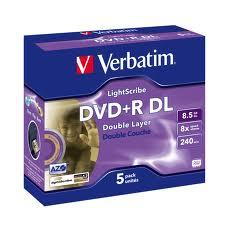 Discos DVD+R