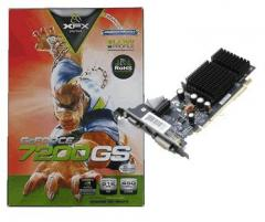 Placas de video PCI-E 256MB geforce 7200GS