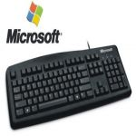 Teclado Wired Keyboard 200 USB C/ Ajuste de Altura
