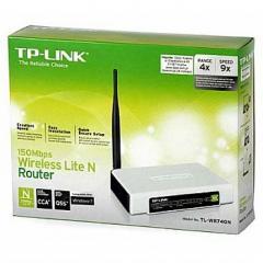 Roteador tp-link 150 Mbps - TL-WR740N