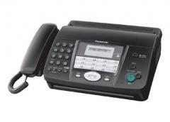 Aparelho de fax Panasonic