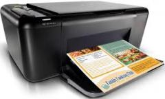 Impressoras multifuncional DeskJet F4580