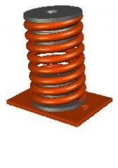 Amortecedor de Vibração RMG 1.103F6-06