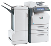 KM-C2520 20/25 PPM multifuncional laser colorido