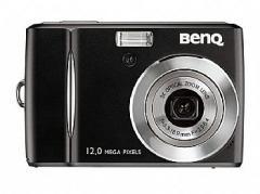 CТMERA DIGITAL BENQ BR C1250 12M / LCD2.7 PRETA