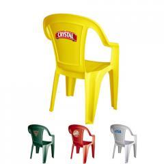 Cadeiras Plastshow