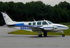 Aviao Beechcraft Baron B-58