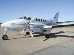 Aviao Beechcraft King Air B-100