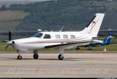 Aviao Malibu Matrix