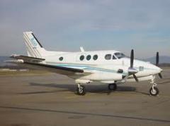 Avião King Air C90GT