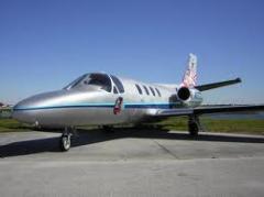 Avião Citation 500