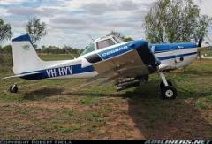 Avião Cessna Ag Truck A188B