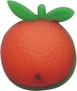 Botão laranja