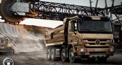 Caminhão Actros 4844 8x4