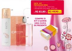 Kit Perfumado Deda