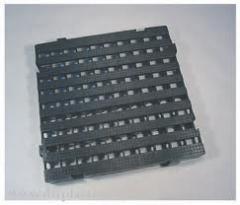 Material PEAD ou Polietileno