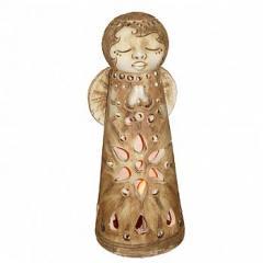 Anjo Luminária em cerâmica