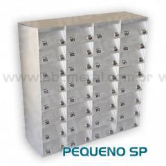 Armário Porta Objetos (Guarda Volumes)