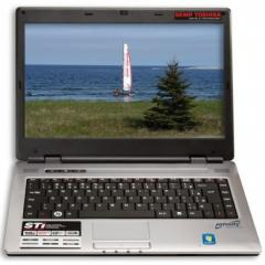 Notebook Semp Toshiba IS-1414 Dual Core 2GB 320HD