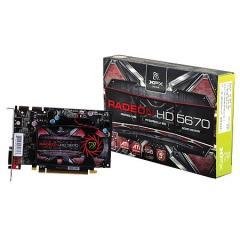 Placa de video ATI Radeon HD 5670