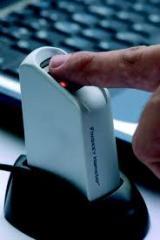 Controle de aceso biometrico