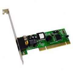 Placa de fax modem PCI 56kbps modem card V.92/V.90