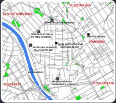 Mapas Digitais Urbanos