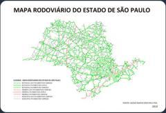 Mapas rodoviários