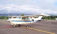 Aviao Cessna 210L