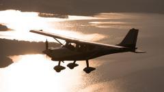 Avião Conquest
