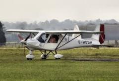 Aviao Ikarus С-42