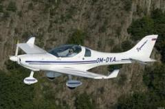 Avião Dynamic WT-9