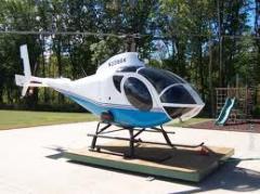 Helicoptero Schweizer 333