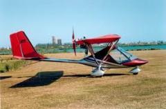 Aeronave Fox V6 Super