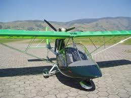 Aeronave Fox V5 Tandem