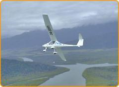 Aeronave Pipistrel Virus 912