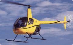 Helicoptero Robinson R22 Beta II