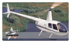 Helicoptero Robinson R44 Raven II